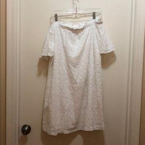 NWT OFF SHOULDER DRESS